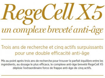 RegelCelle soin global anti-âge